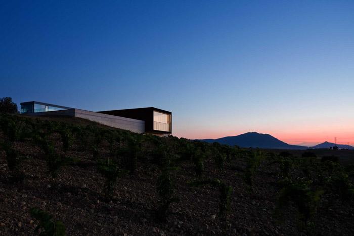 Lacar · Tandem Winery (Josecho Vélaz + Iván Fernández Architects)