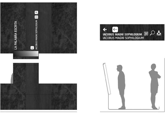Proyectos museístico + museografía