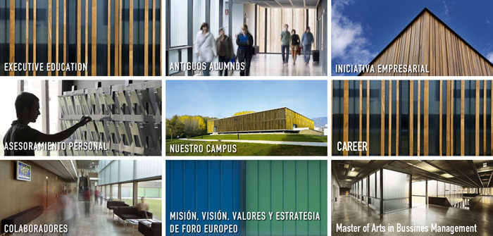 Arquitectura corporativa vaillo irigaray estudio for Arquitectura corporativa