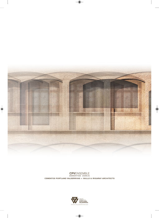Domus dementiae. Proyecto I+D+i hormigón arquitectónico