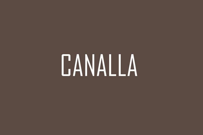 Canalla-Logo